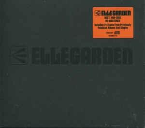 [일본반] Ellegarden (엘레가든) - Ellegarden Best 1999-2008