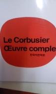 LE CORBUSIER 르꼬르뷔제&피에르,잔누레 시대별 작가집(8편 해설집1편)