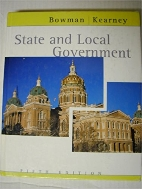 State and Local Government, 5/ed  (ISBN : 9780618132072)