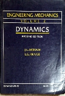 Dynamics( 2nd Edition ) Engineering Mechanics Volume 2