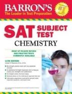 Barron`s SAT Subject Test: Chemistry