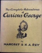 The Complete Adventures of Curious George  /사진의 제품 ☞ 서고위치:sx 1