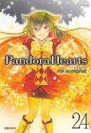 판도라 하츠 Pandora Hearts 1-24완+24+1 총25권