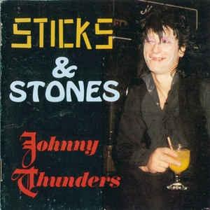 [수입/ Not for sale] Johnny Thunders - Sticks & Stones