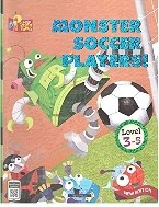Monster Soccer Players!, 3판 (Little Story Town, Level 3-5)   (ISBN : 9788925648866)
