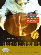 (정지)Introduction to Electric Circuits, 6/e (BK+CD)