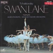 Tchaikovsky : Swan Lake - Highlights ///LP1