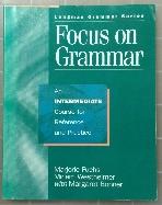 FOCUS ON GRAMMAR(INTERMEDIATE S/B) ISBN 0-201-65685-X