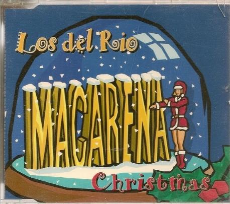 [수입] Los Del Rio / Macarena Christmas [Single]