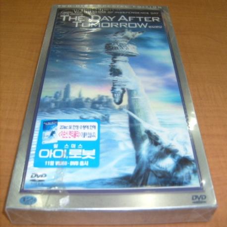 [랩핑 새것 DVD] 투모로우 DTS (2disc)