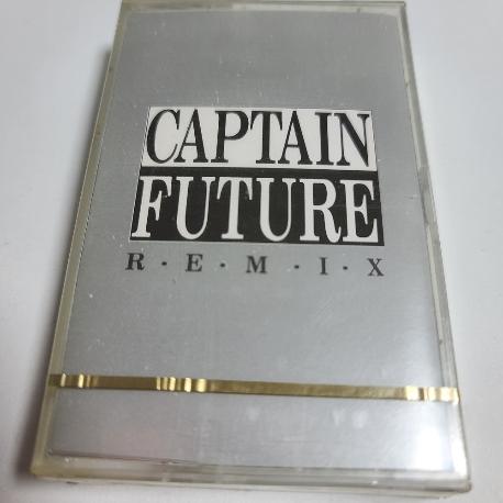 (미개봉Tape) 캡틴퓨쳐 - Remix