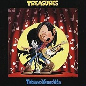 Tatsuro Yamashita / Treasures (수입)
