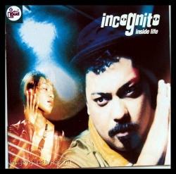 Incognito / Inside Life (수입/미개봉)