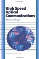 High Speed Optical Communications (ISBN : 9781461374060)