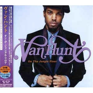 [일본반/미개봉] Van Hunt - On The Jungle Floor [Japan Only Bonus Track]