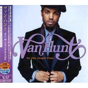 [일본반/미개봉] Van Hunt - On The Jungle Floor [Japan Only Bonus Track]