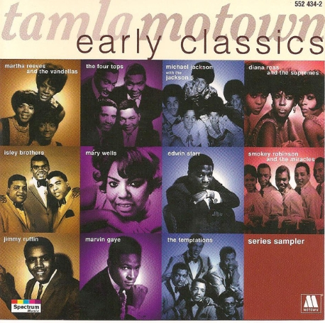 [수입] V.A - Tamla Motown Early Classics