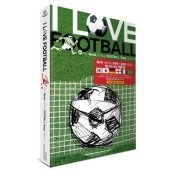 V.A. / I Love Football (2CD/Digipack)