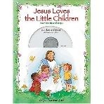 Jesus Loves the Little Children (Board book,오디오 시디)