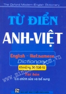 T? ?i?n Anh-Vi?t (English-Vietnamese Dictionary)