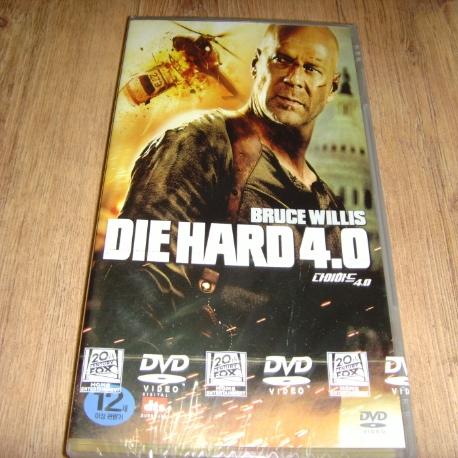 다이하드 4.0: 일반판 [DIE HARD 4.O] [13년 1월 폭스 다이하드: 굿데이 투 다이 개봉기념 할인행사] 새상품 입니다.
