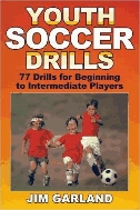 Youth Soccer Drills (77 Drills for Beginning to Intermediate Players)