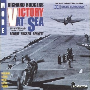 Robert Russell Bennett / Rodgers: More Victory at Sea (수입/09026609642)