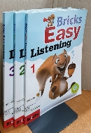 Bricks Easy Listening. 1 =Bricks Easy Listening 1.2.3 (전3권) - Student Book+Workbook+MP3CD