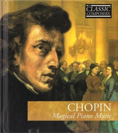 [수입/미개봉] Chopin - Magical Piano Music