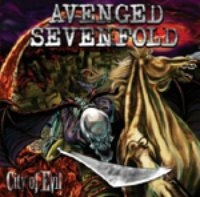 [미개봉] Avenged Sevenfold / City Of Evil