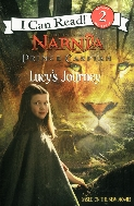 Prince Caspian: Lucy's Journey (I Can Read Book 2)
