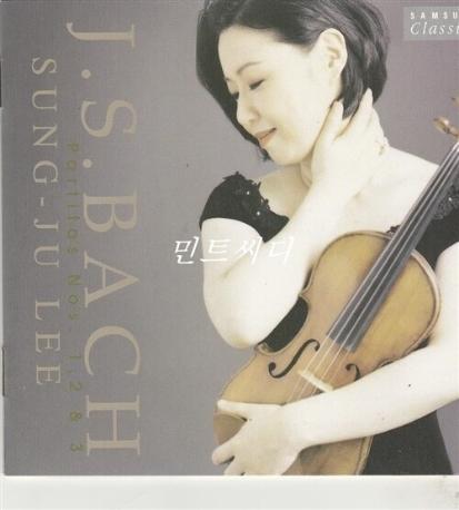 이성주 - J.S. Bach Partitas Nos. 1, 2 & 3