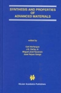 Synthesis and Properties of Advanced Materials (ISBN : 9780792398165)