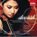 장영주 (Sarah Chang), Colin Davis / 드보르작 : 바이올린 협주곡, 피아노 오중주 (EKCD0600)