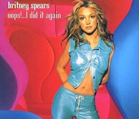 [수입] Britney Spears: Oops!...I Did It Again