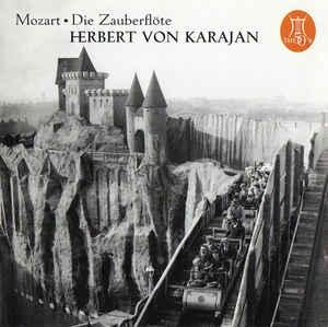 [수입] Herbert von Karajan - Die Zauberflote [2CD]