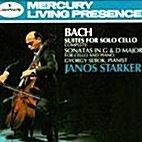 슈타커 바흐 무반주 첼로 모음곡 전곡, 2개의 첼로와 피아노(2cd)