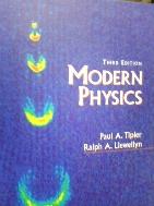 MODERN PHYSICS [Tipler/Llewellyn/3판/Freeman]