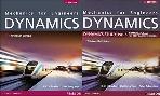 Mechanics for Engineers Dynamics Si Edition 13e 세트 (Study Pack 포함) [전2권]
