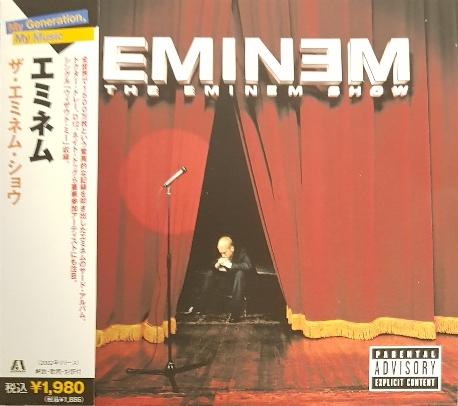 [일본반] Eminem - The Eminem Show
