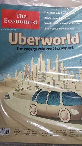 The Economist 2016.09.03 Uberworld
