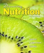 Discovering Nutrition, 3/ed  (ISBN : 9780763758738)