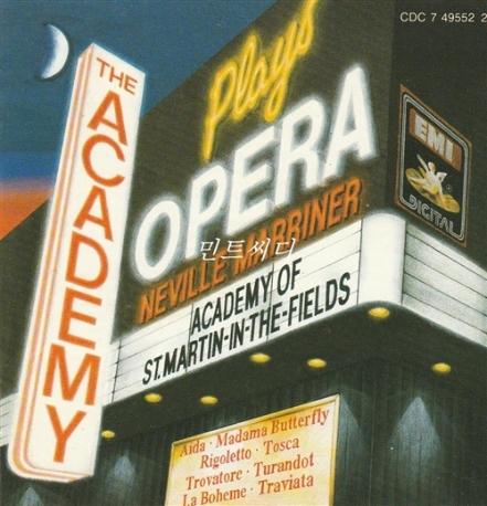 Neville Marriner - Academy Plays Opera