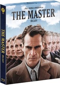 마스터 [렌티큘러 슬립 스틸북] [THE MASTER] 미개봉 새상품