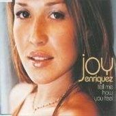 [미개봉] Joy Enriquez / Tell Me How You Feel (Single)