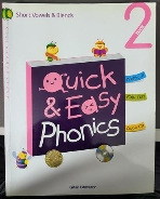 QUICK & EASY PHONICS BOOK. 2
