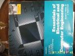 외국판 PEARSON / Essentials of Electrical and Computer Engineering / Kerns 외 -꼭 상세란참조