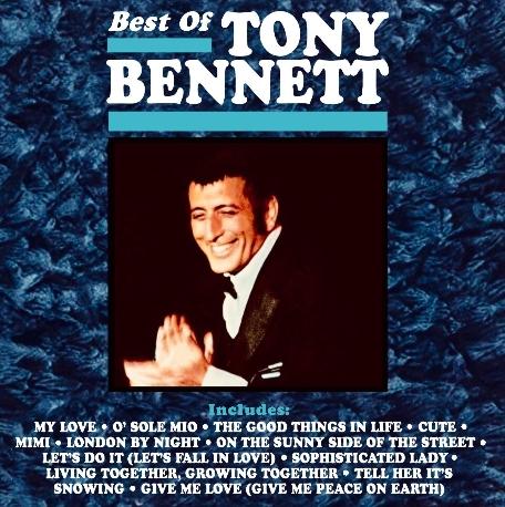 [수입] Tony Bennett - Best Of Tony Bennett