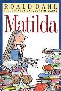 Matilda (Paperback) : Puffin Novels