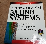 Telecommunications billing systems CD포함, 64.95USD